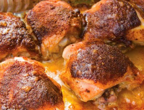 MemphisKylling – Smørbakte kyllingoverlår