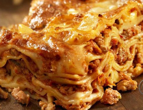 Min beste lasagne