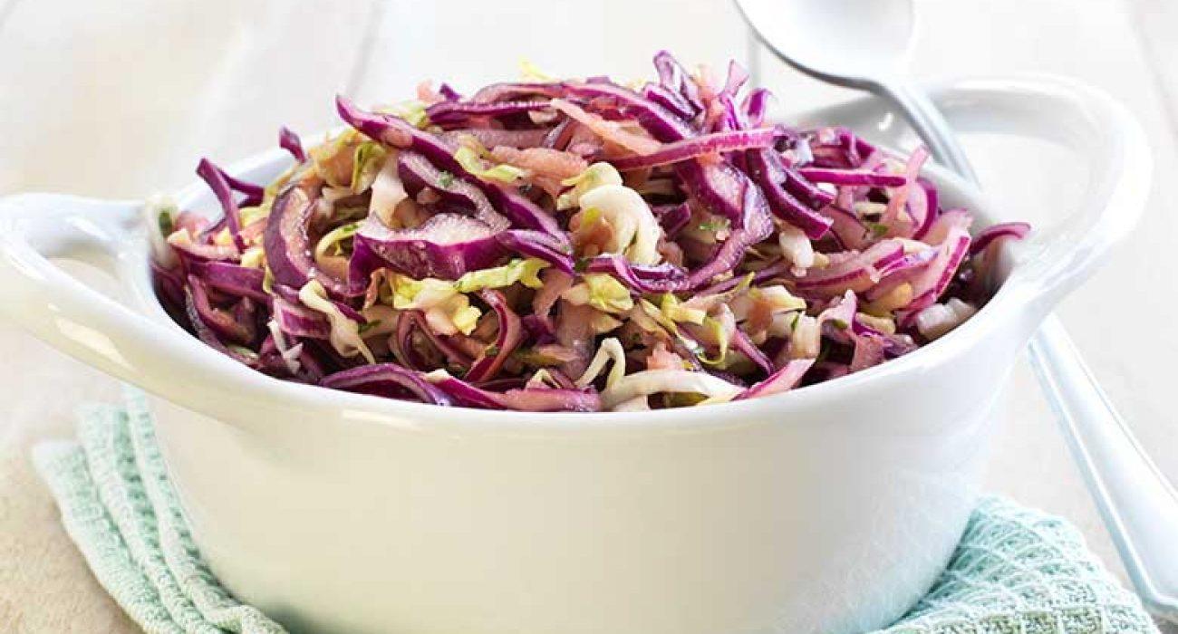 Asiatisk kålsalat