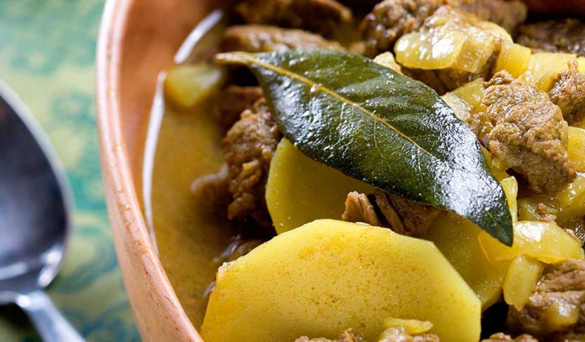 Beef curry soup fra Sør Afrika