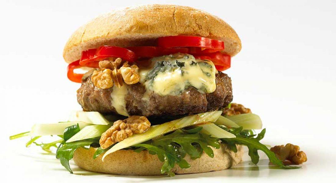 Blåmuggburger