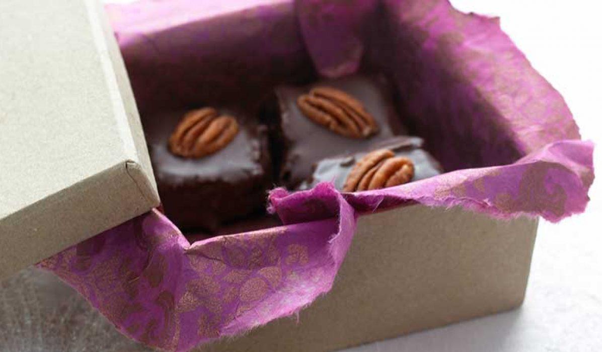 Brownies-med-sjokoladeglasur-1