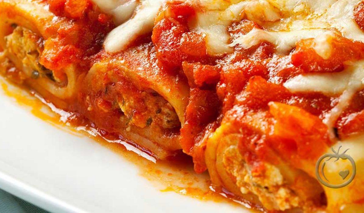 Cannelloni Arrabbiata