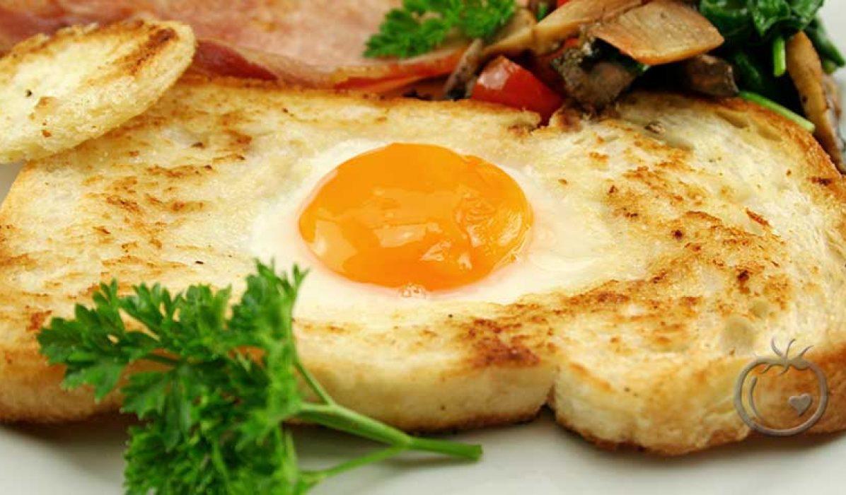 Egg i hullet