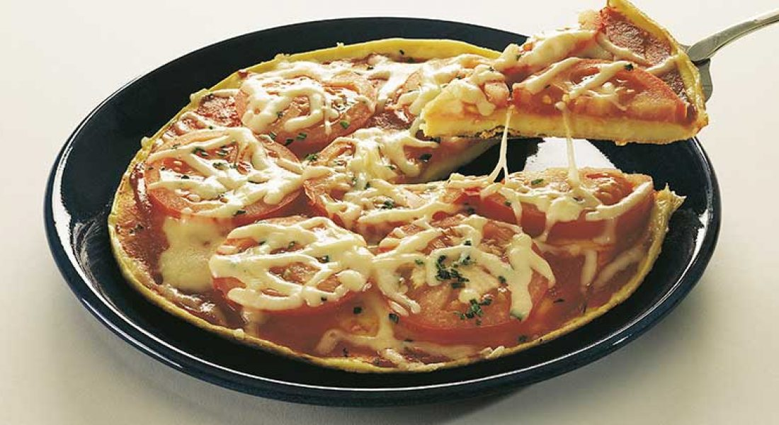 Eggepizza