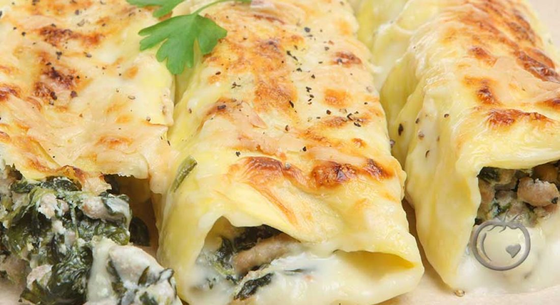 Fylte cannelloni