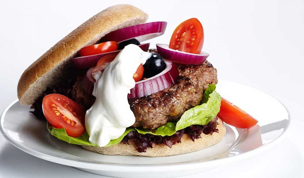 Gresk burger