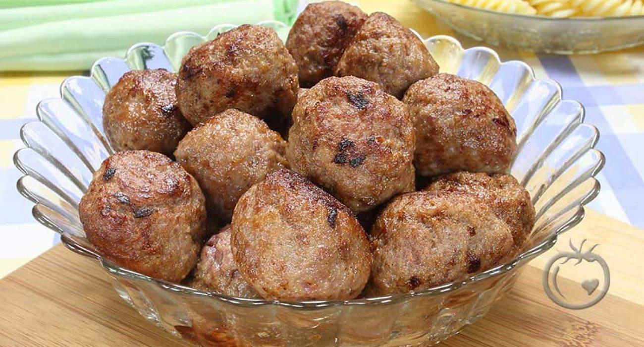 Grunnoppskrift på kjøttboller