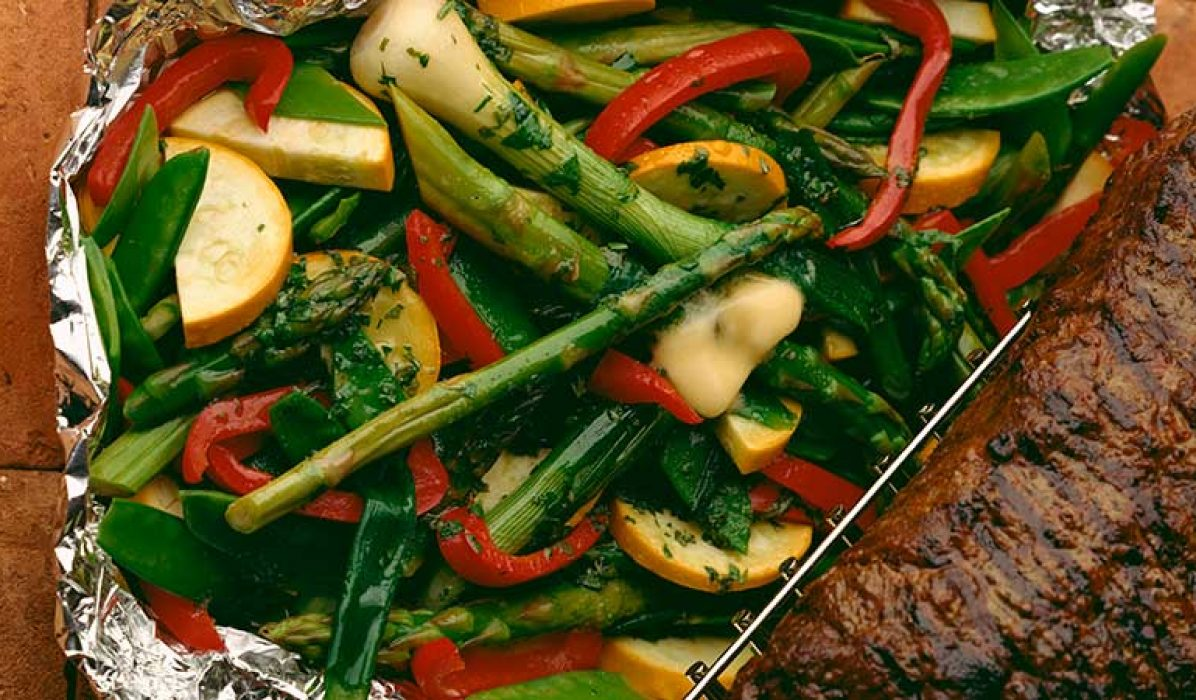 Hvitvins-og-smørdampede-grønnsaker-2