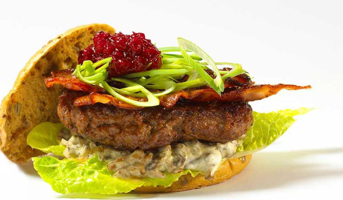 Hytteburger