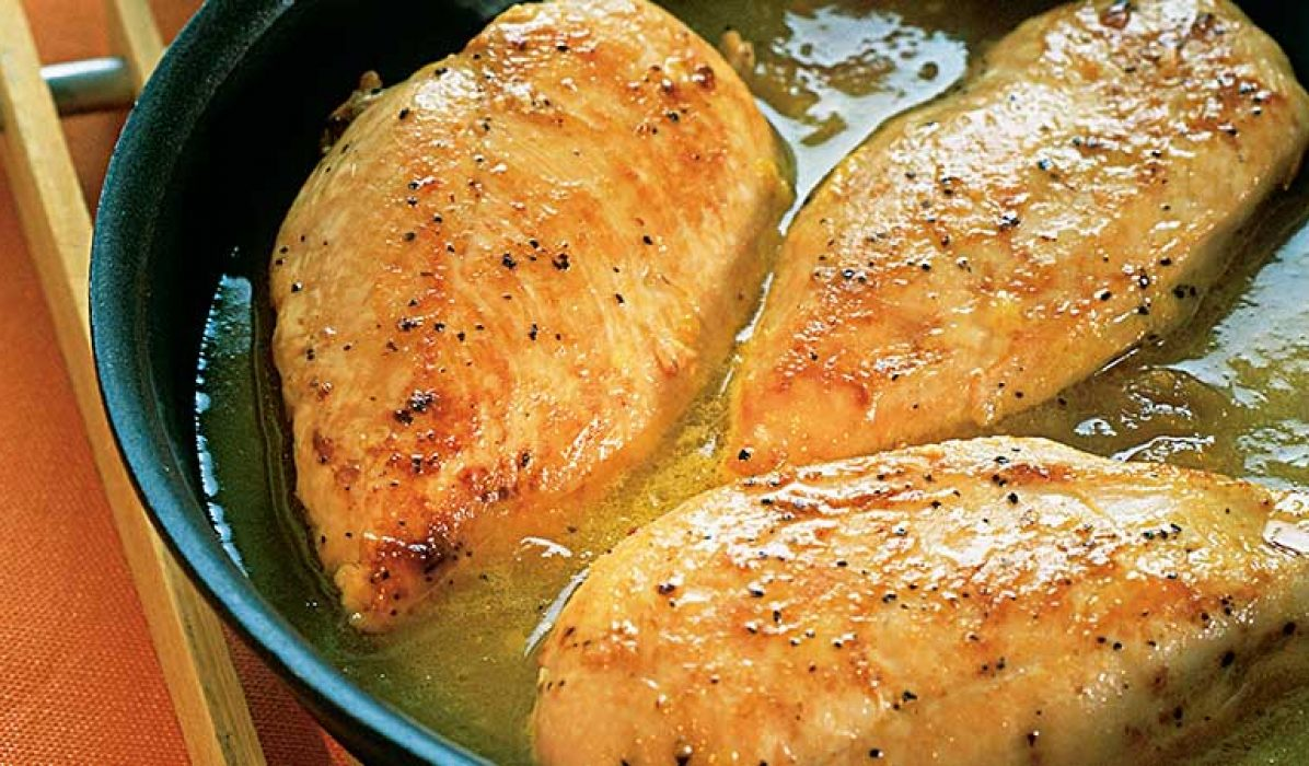 Kyllingfilet-med-aprikossaus-1