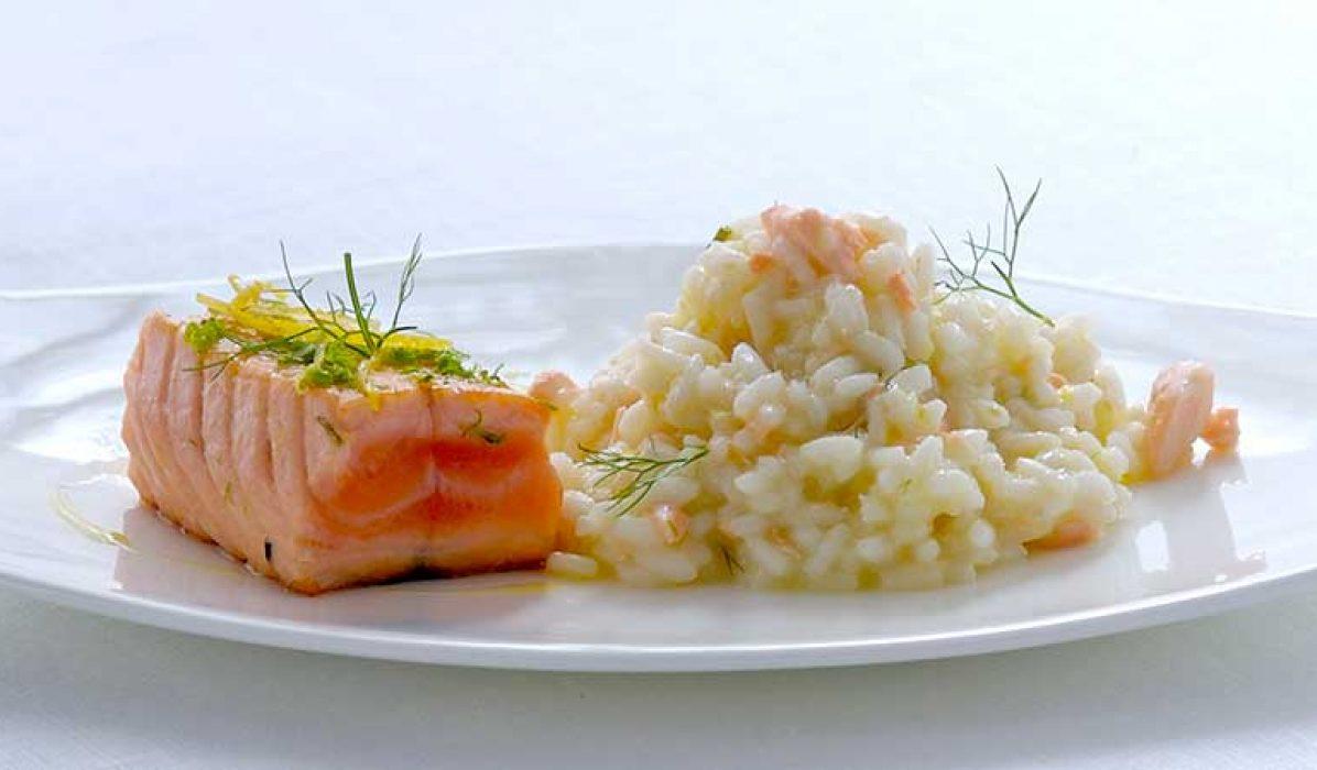 Laks-med-sitron-og-risotto-1-1