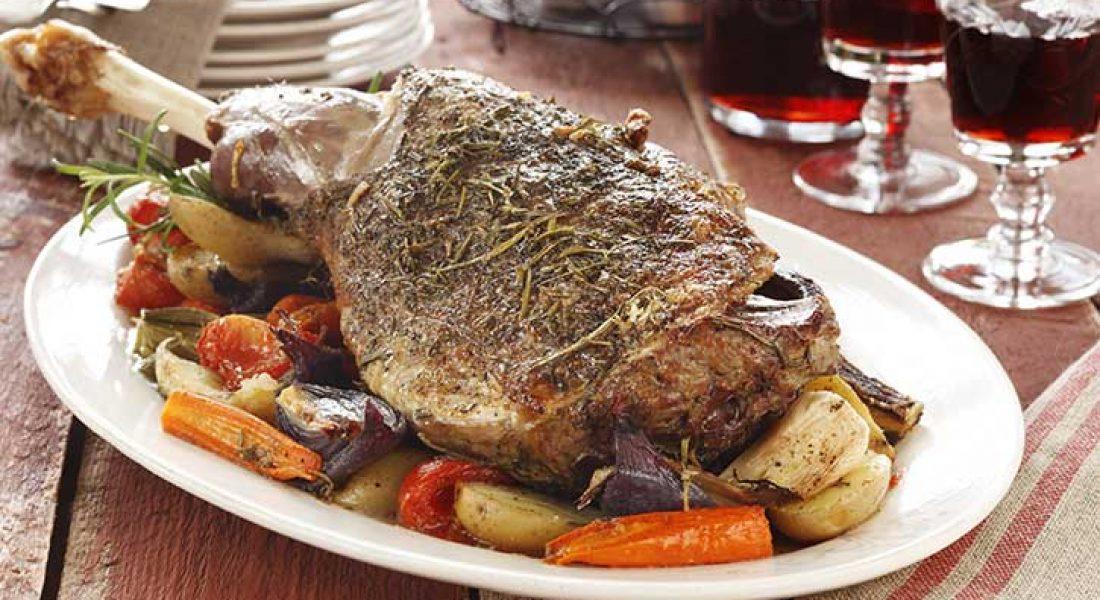 Lammestek-med-ovnsstekte-grønnsaker-1
