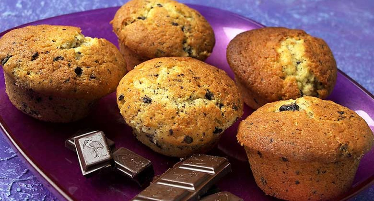Muffins-med-sjokoladebiter-1