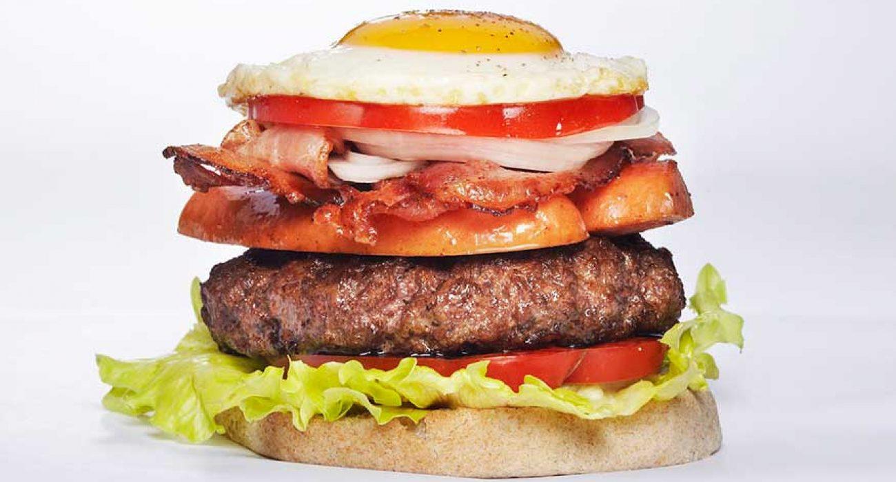 OL burger