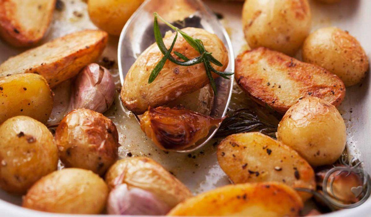 Oppblåste-poteter