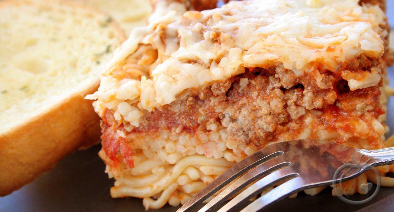 Ovnsbakt-spaghetti-med-kjøttsaus