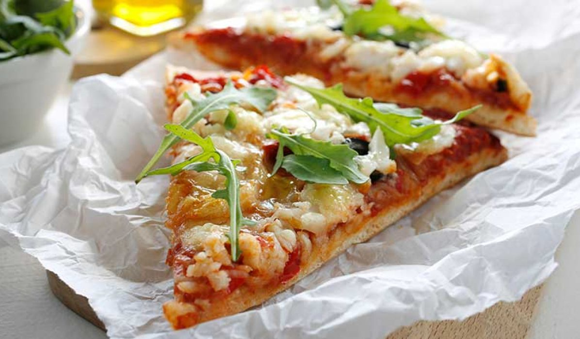 Pizza-med-klippfisk