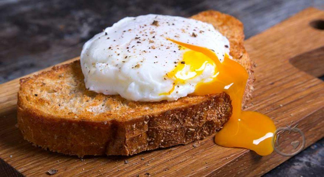 Posjert-egg