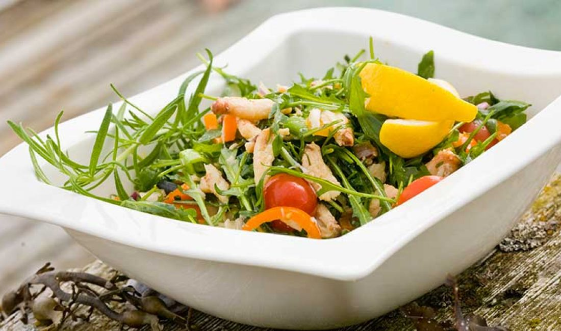 Salat-med-krabbe-1