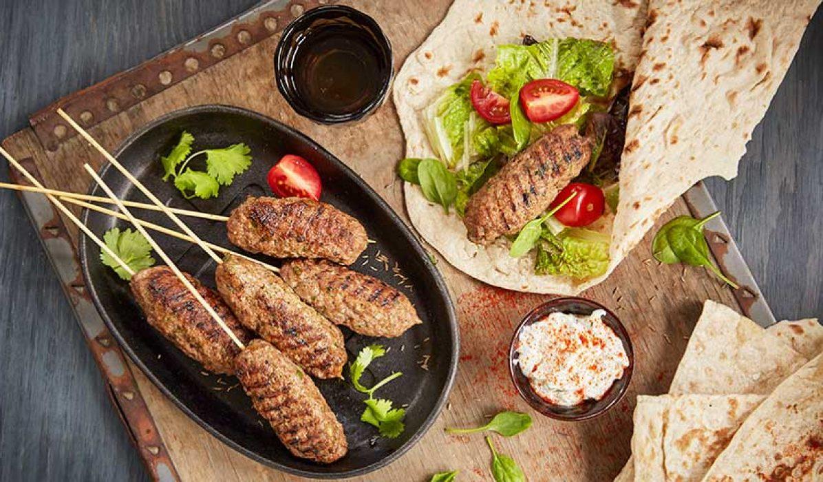 Sis-köfte-tyrkisk-kebab