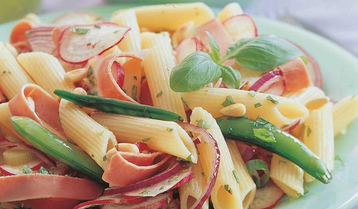 Skinke-og-pastasalat-1