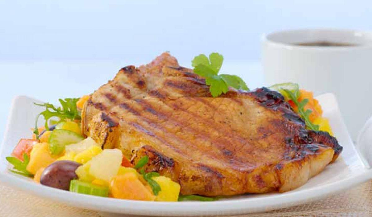 Soyamarinert-kotelett-med-asiatisk-saus