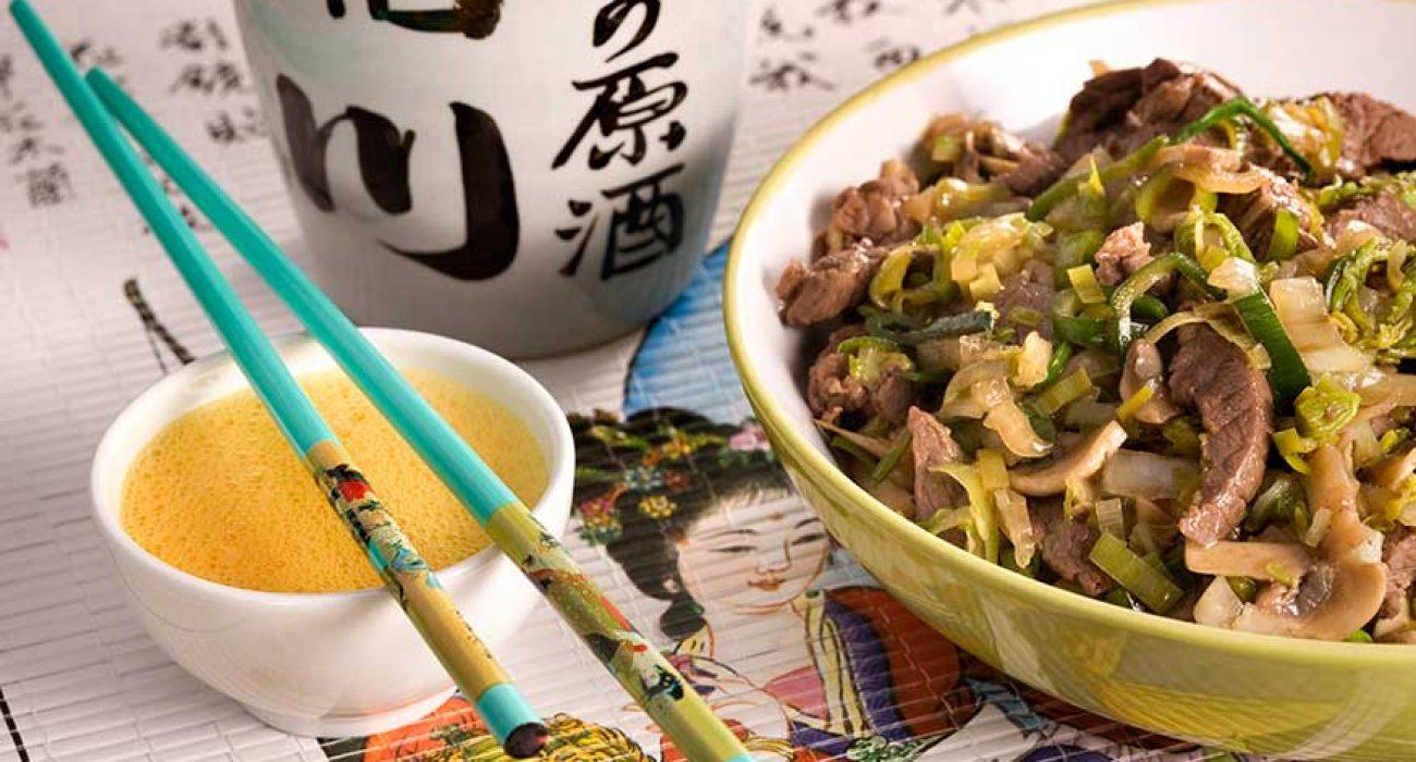 Sukiyaki Japans nasjonalrett