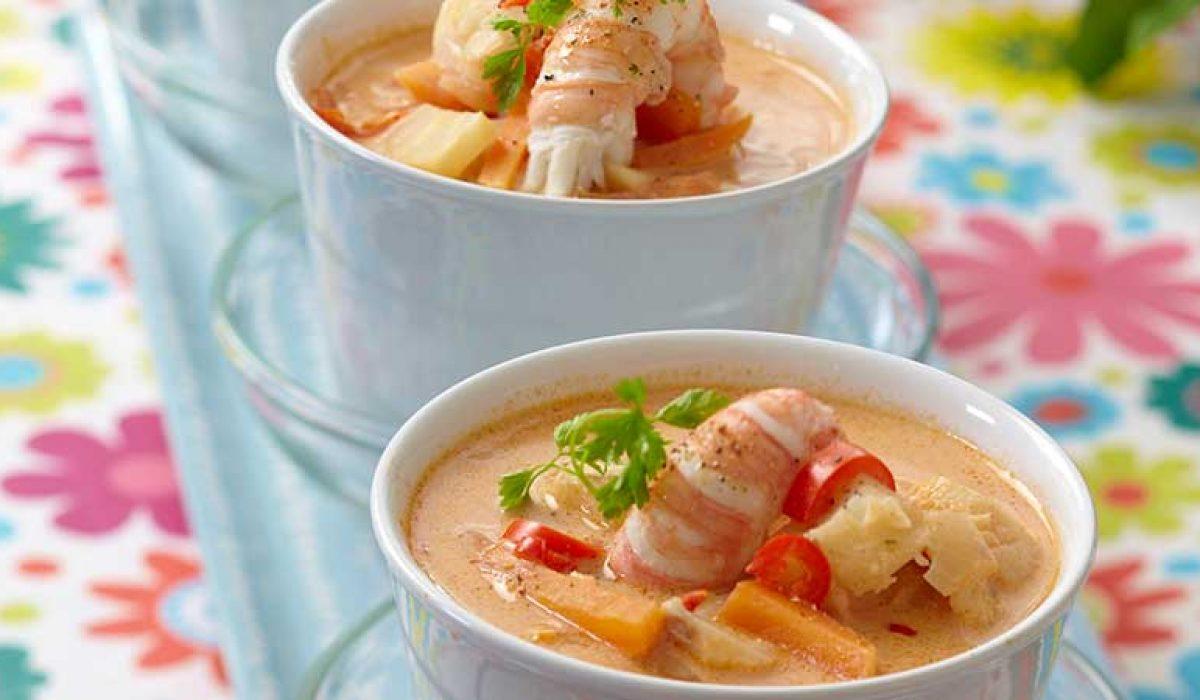 Suppe-med-sjøkreps-torsk-og-kveite-1
