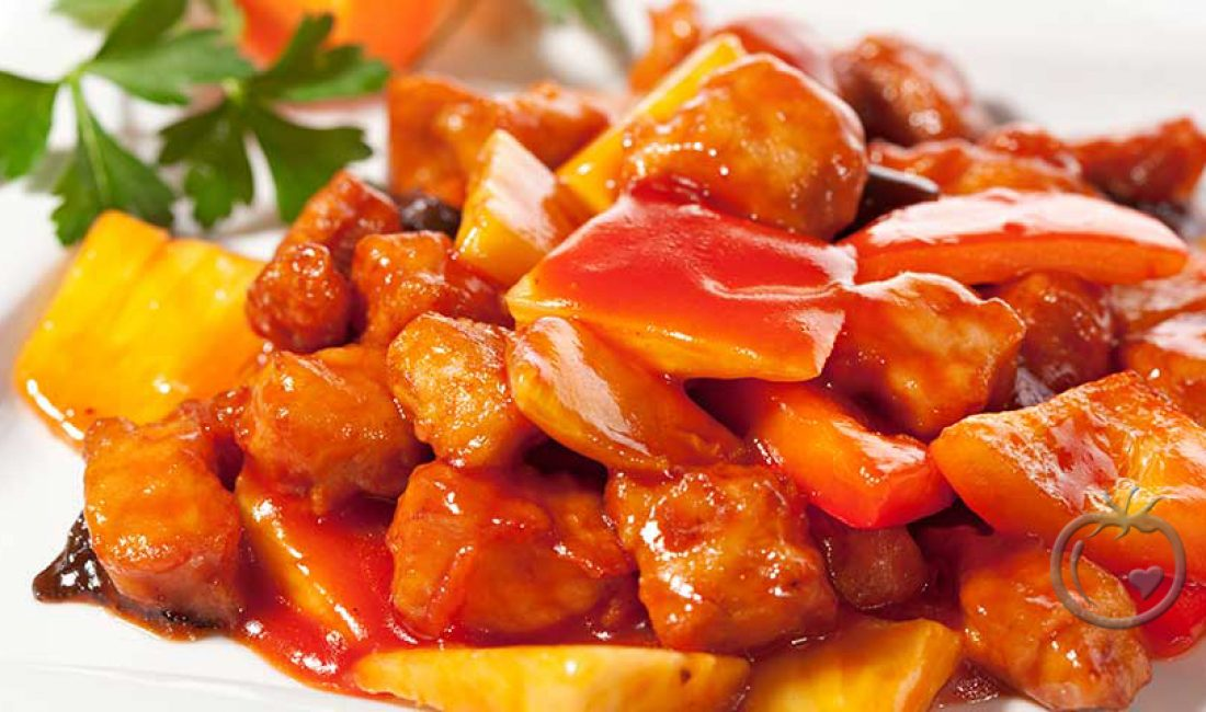 Sweet and sour saus