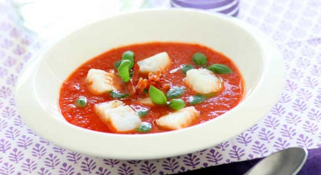 Tomatsuppe-med-skrei-parmesan-og-pepperoni-1