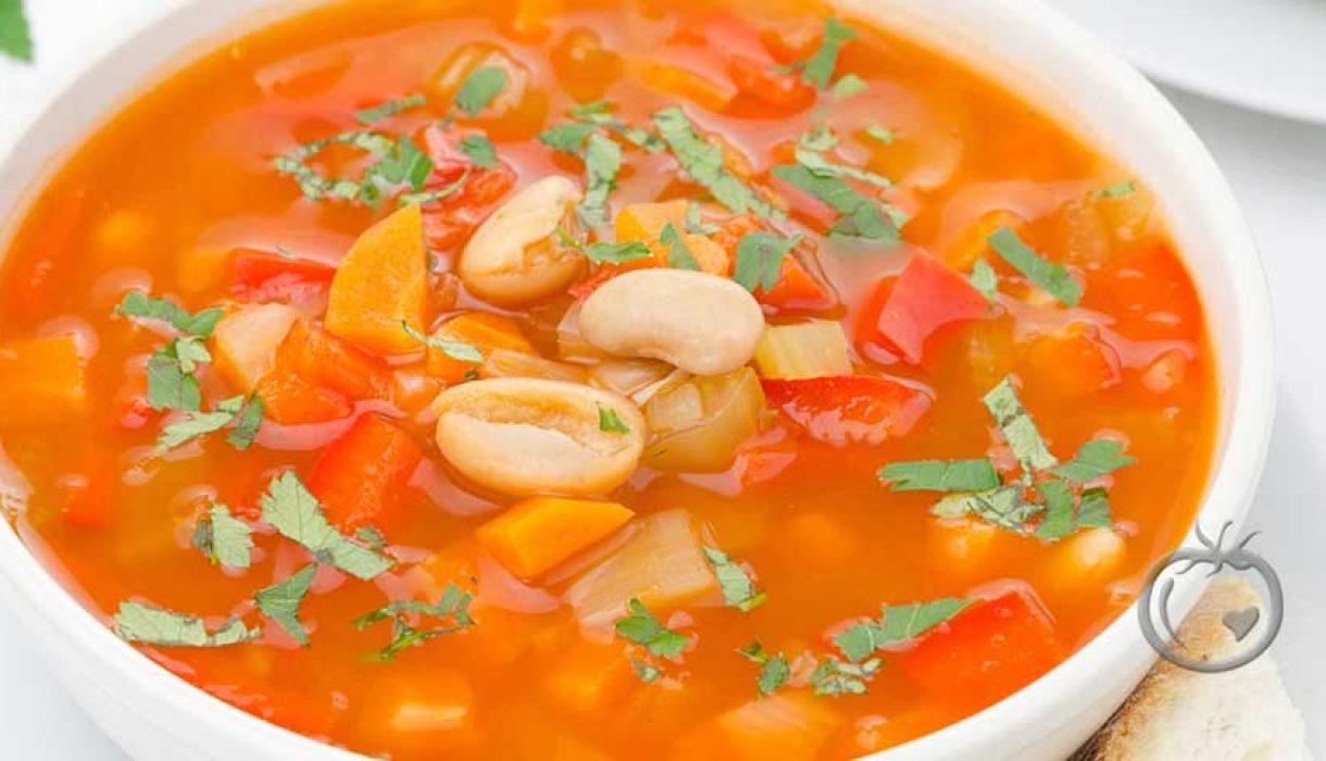 Canellibønnesuppe