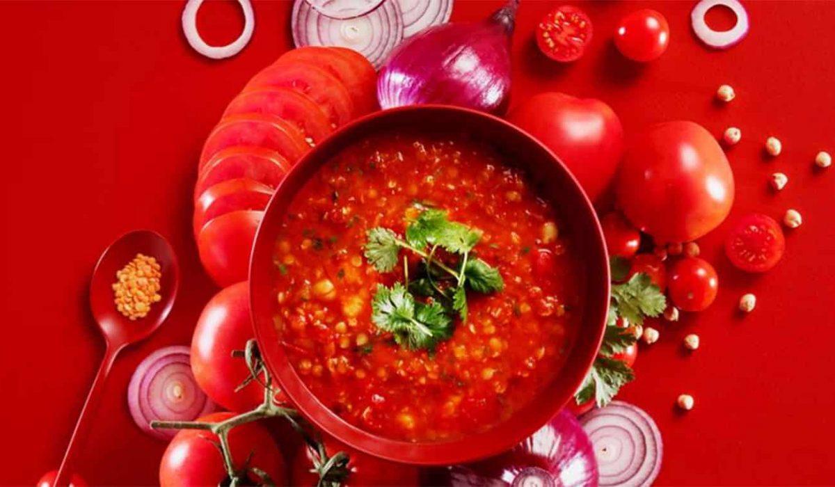 krydret-linsesuppe